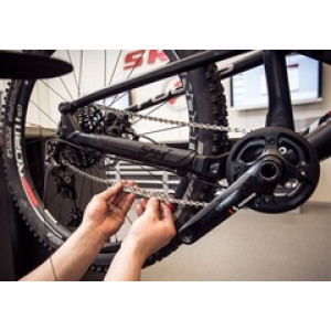 Ремонт велосипеда: Как заменить цепь