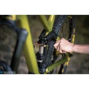 Как сделать велосипед тихим. Подвеска и Колёса