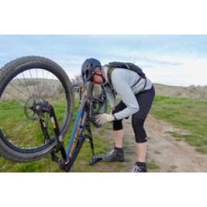 Ремонт велосипеда: Как сделать велосипед тихим. Рама