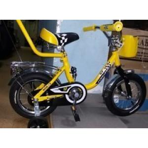 Как облегчить ход детского велосипеда