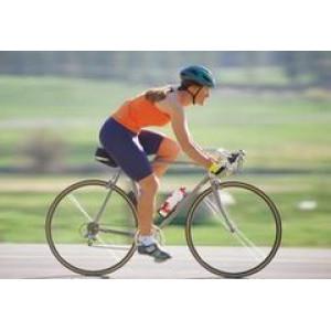 Как убрать живот и бока, катаясь на велосипеде?